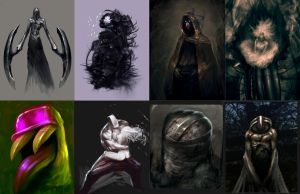 8 concepts 8 hours by Pitifloyter