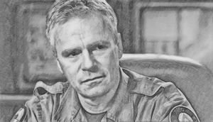 Richard Dean Anderson by Kaito42