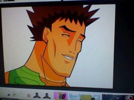 AWESOME BROCK!! by coliegren02