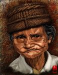 old man or is it woman by chamling