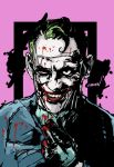 M.D Joker in the building. by conorsully