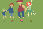 Oddish family by High-score