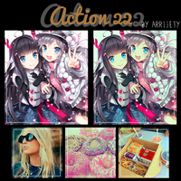 Arriiety Action 22 by Arriiety