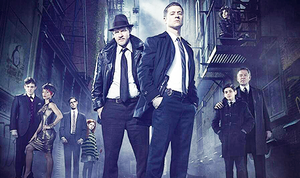 Gotham: TV Show by FrankWick