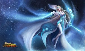 league of angels wallpaper by yodao