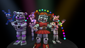.:Come join our circus!!:. by TheFNAFLoverYT
