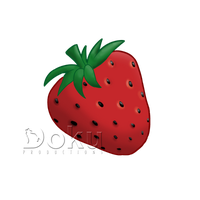 Strawberry by DokuPRODUCTIONS