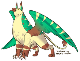 Griffin Adopt Free -Closed- by Furry-Adopts576