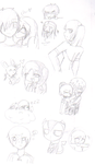 Sketch Dump number...fack that by ChocolateDollie