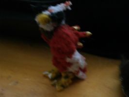 Pipe cleaner Aquilamon by PipecleanerFTW