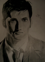 10th Doctor by Sent666
