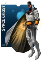 space ghost by davisales