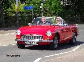 1967 MG MGB by The-Transport-Guild