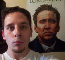 Imitating Nick Cage from the safety of my own room by EnterKramer