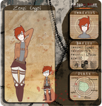 Colossus Atrox Application: Zenzi Engel by Ayumi8804
