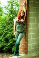 We're Batman Day Poison Ivy by TheMuteSiryn