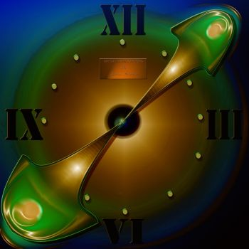 Clock by jennystokes