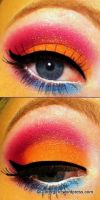 Color Blocking! :) by GlitterGirlC