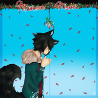 .: Mistletoe Meme :. by Ask-Serca