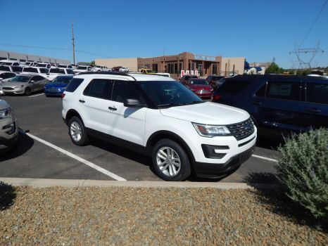 2017 Ford Explorer by TheHunteroftheUndead