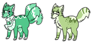 Dog Adopt Batch 25 Points each -One Left!!- by Pet-WorId