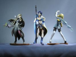 Tales Series One Coin Figures by GunarmDyne