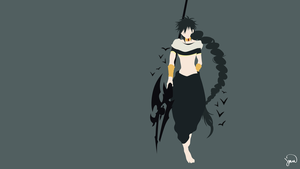 Judal (Magi) Minimalist Wallpaper by greenmapple17