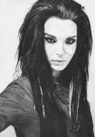 Bill Kaulitz by electrichyena
