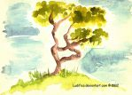 Simple tree by Ludifico