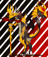 Armored Guard Monster Design Auction:: CLOSED by Judaime