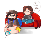 Game Grumps by terdfert