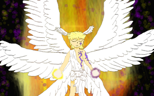 Lucemon: Light and Darkness by Neferitimon