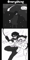 Young Justice - Wally x Dick everything by Cloud-Kitsune