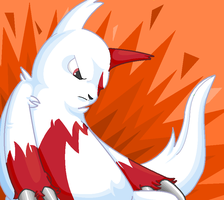 Zangoose SMASH by OutcastWolf