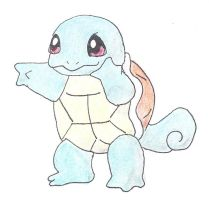 007 Squirtle by PokemonForeverFan