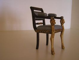 Antique Chair 4 by stock-kitty