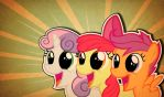 CMC Smiles Wallpaper by InternationalTCK