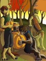 Harvest by dragonsong12