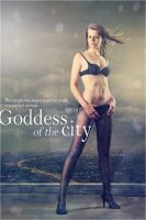 City Goddess by schia025