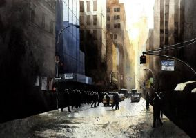 New York by snataliee