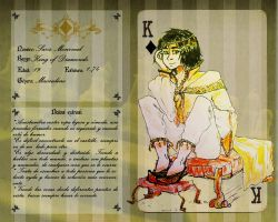 Toc: King of Diamonds by Stalker-Ghost