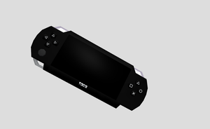 MMD PSP by amiamy111