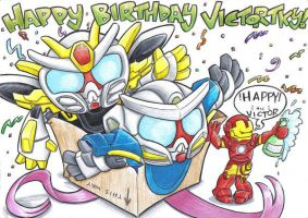 HAPPY BIRTHDAY VICTORTKY PSRB by victortky