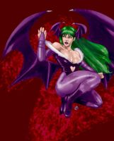Morrigan by Csyeung