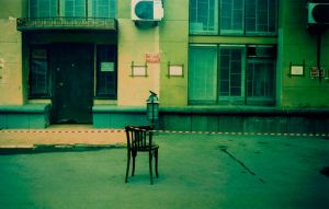 The Chair. by Toisho