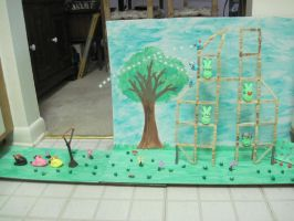 Angry Peeps by juliepat