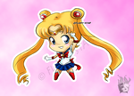 Sailor Moon sketch by Flamy-Star