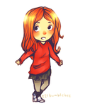 DW: Amy Pond by cannorachan