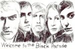 Welcome to the Black Parade by cici1000