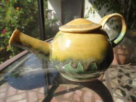another little teapot by janinelevin